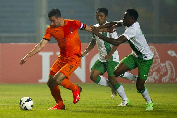 Indonesia vs Robin van Persie 2013